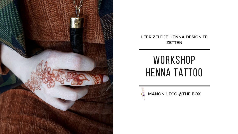 Workshop Henna