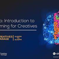 Workshop Introduction to Programming for Creatives