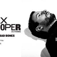 Max Cooper (Live AV) at District 8
