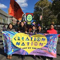 10th Annual Creation Nation Art &amp Peace Parade