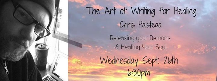 The Art of Writing for Healing