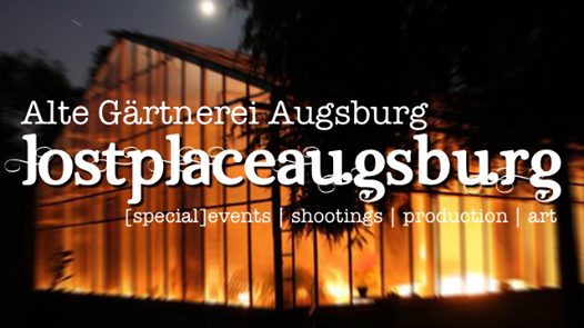 Fotoshooting [at] Alte Grtnerei Augsburg
