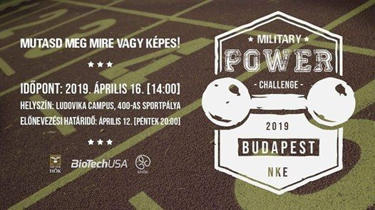 Military Power Challenge 19