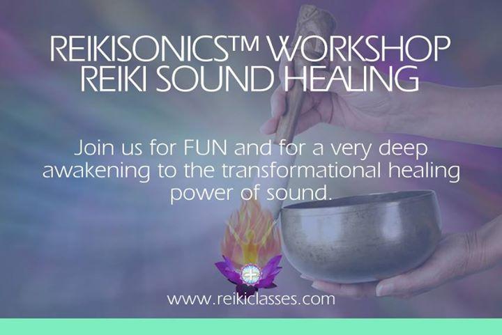 ReikiSonics-Sound Healing