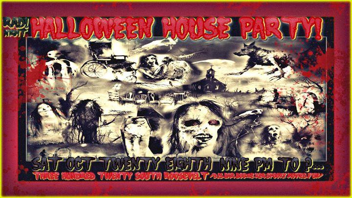 RAD Halloween House Party