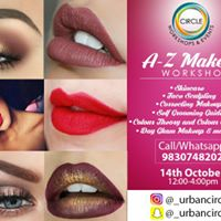 MAKEUP WORKSHOP BY CELEBRITY MAKEUP ARTIST ABHIJIT CHANDA