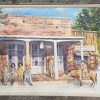 Genoa Cowboy Festival NevadArt By La Vonnes Booth