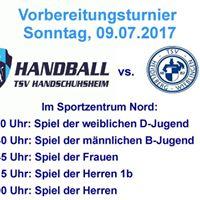 Vorbereitungsturnier TSV - TSV Wieblingen