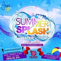 Summer Splash Water Park