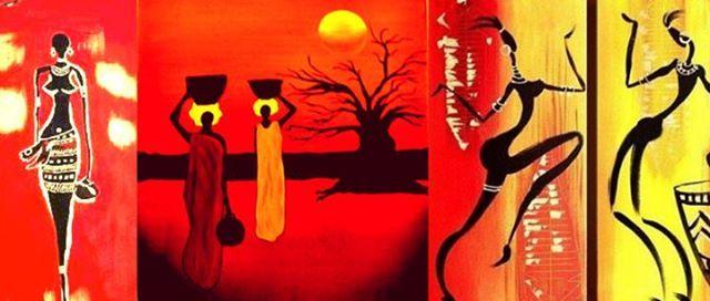 African Art Workshop with Trishna Patnaik