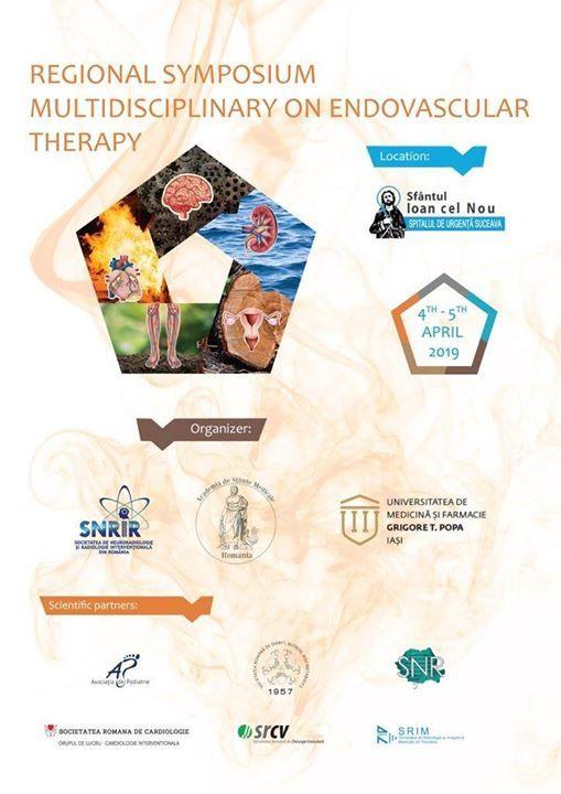 Simpozionul Regional Multidisciplinar de Terapie Endovasculara