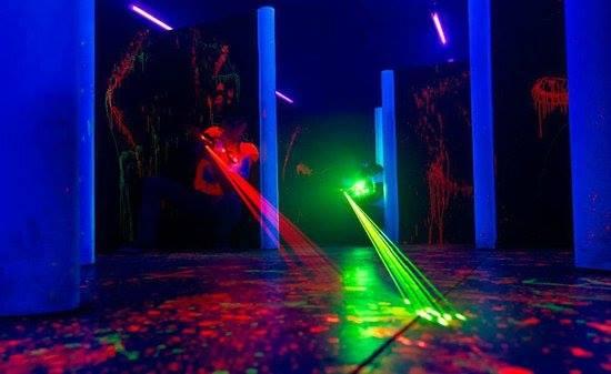 Tutti Al Laser Game At Gamestime Carlentini Carlentini