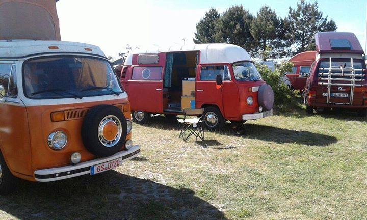 4. VW Bus Treffen Heidkate
