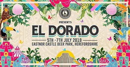 El Dorado Festival 2019 - Cloudy Orange - Cirque Du Soul