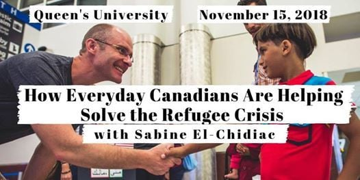 How Everyday Canadians Are Helping Solve the Refugee Crisis