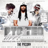Ayo &amp Teo All White Party
