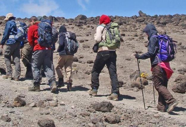6-DAY CLIMB to Marangu ROUTE