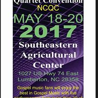 NC Quartet Convention