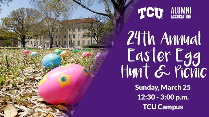 24th Annual Easter Egg Hunt & Picnic (Registration Required)