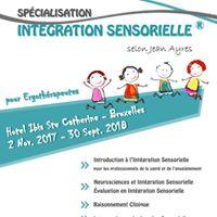 Ps Graduao em Integrao Sensorial - Bruxelas
