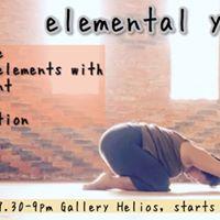 Elemental Yoga AIR