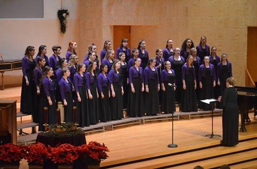 Lunchtime Recital The Phoenix Girls Chorus