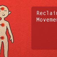 Reclaiming Movement body movement workshop with Tada Hozumi