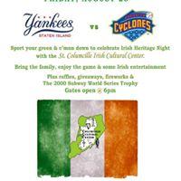 Irish Heritage Night