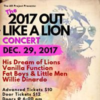 2017 Out Like A Lion Presented by The AR Project