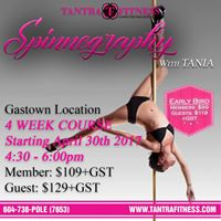 Spinnography with Tania