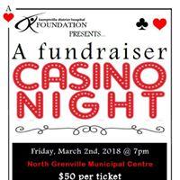 KDH Foundation Casino Night