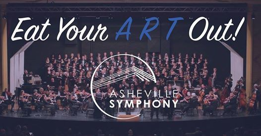 Eat Your Art Out with Asheville Symphony