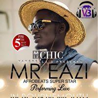 Mr Eazi - Afrobeats Super Star Live In Bournemouth