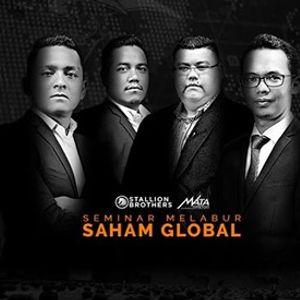 Seminar Melabur Saham Global Shah Alam