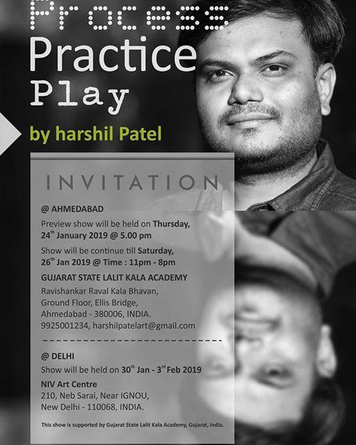 Painting Exhibition -Harshil Patel