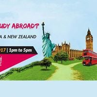 IDPs UK USA Canada &amp New Zealand Education Fair