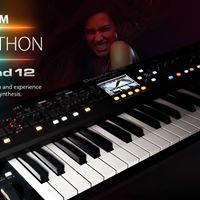 PreNAMM Synth-A-Thon DeepMind 12