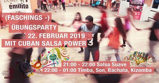 Febrero loco CSP Party