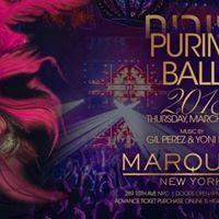 The Purim Ball 2018 (LEORAs LIST)