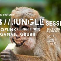 Better.Living  DnB Jungle Session w Bobofunk (Jungle Set)