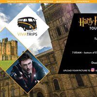 VIVA Trips Weekend 2 Harry Potter Castle &amp Film Set  21-22 Apr