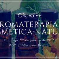 Oficina de Aromaterapia e Cosmtica Natural