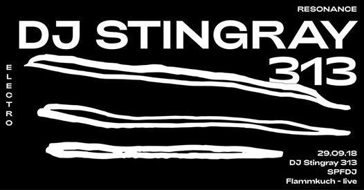 RESONANCE w Dj Stingray 313  electro