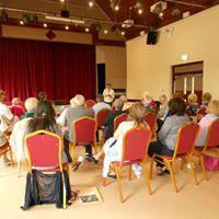 Village Halls Week coffee morning - Funding Focus event