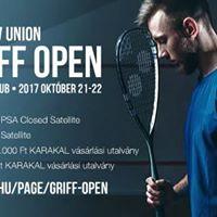 PSA Pesti Sport - Vav Union Griff Open