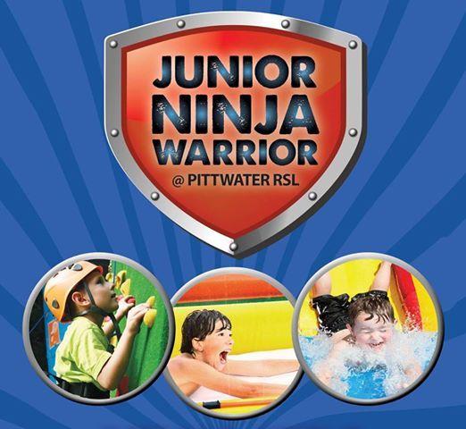 Ninja Kids - Junior Ninja Warrior at Pittwater RSL