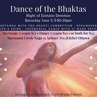 Dance of the Bhaktas - Night of Ecstatic Devotion