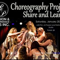 Choreography Project Term 1- Share and Learn