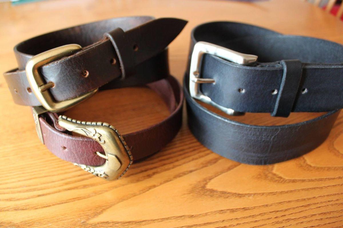 Introduction to Leatherwork - Belt Making Workshop