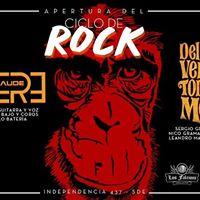 Sapere aude y del mono venimos todos los monos apertura rock